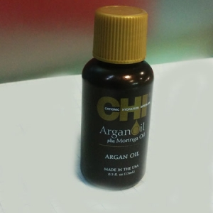 Восстанавливающее масло для волос CHI Argan Oil Plus Moringa Oil 15 мл